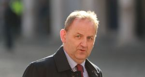 "Mr Justice Peter Charleton said   he was ""driven to doubt bald assertions that fellow gardaí had no problems with Maurice McCabe. Some certainly did have problems with him."" File photograph: Nick Bradshaw"