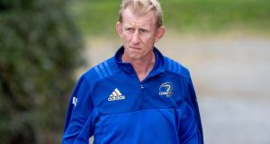 Leo Cullen: has experienced surprising defeats at the RDS to visiting English sides both as Leinster captain and coach. Photograph: Morgan Treacy/Inpho