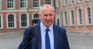 "Irish Examiner journalist Michael Clifford: came across as ""a serious-minded and careful journalist"" in his evidence to the tribunal.  Photograph: Gareth Chaney Collins"