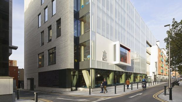 Royal College of Surgeons in Ireland: Henry J Lyons's state-of-the-art new home for the medical institution