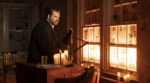 St Nicholas: Brendan Coyle in Conor McPherson's play. Photograph: Helen Maybanks