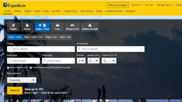 Expedia Accuses Ryanair Of Trying To Destroy Package Holiday Competition
