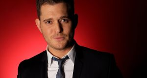 "Michael Bublé: ""My whole being's changed. My perception of life.""  Photograph: Scott Halleran/Getty Images"
