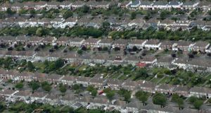 The city council has a housing stock of just under 25,000 homes and about 11,000 of these could be eligible for purchase by tenants at discounts of up to 60 per cent of the market value. Photograph: Frank Miller