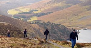 The long-promised insurance scheme  could open up greater access to uplands for walkers. Photograph: Eric Luke / The Irish Times
