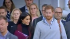 Meghan and Harry announce they are expecting their first baby next Spring