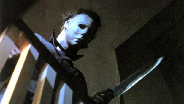 Halloween: Nick Castle as Michael Myers in John Carpenter's 1978 film