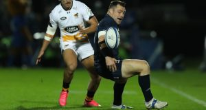 Cian Healy is an injury concern ahead of Leinster's trip to play Toulouse. Photograph: David Rogers/Getty