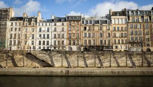 Many Parisians have paid their dues by living in studios as petite as 9sq m. Photograph: iStock