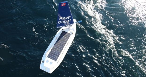 Earlier this year SB Met became the first unmanned vessel to cross the Atlantic Ocean