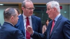 Coveney calls on UK government to 'follow through' on Brexit commitments
