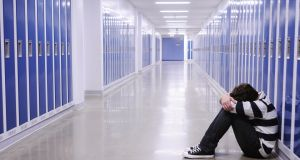 My 13-year-old son says he has not made friends in school with anyone. Photograph: iStock