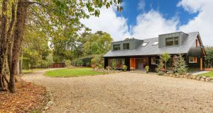 Designer finish celebrates a sylvan setting in Porterstown for €1.35m