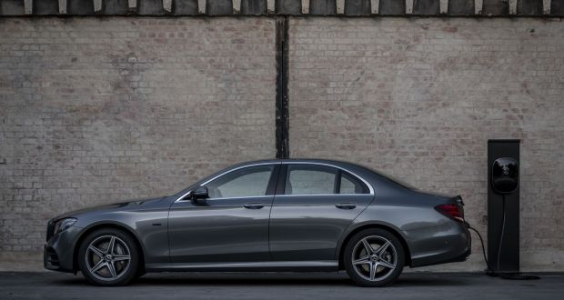The Mercedes Benz E300 Plug In Hybrid Arrives Irish Showrooms January