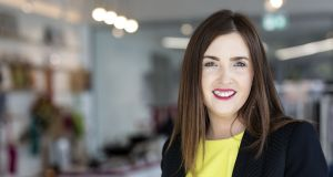 "Dr Lynsey Hollywood. ""Through our extensive range of business contacts within the food and drinks industry, demand for this type of course has been expressed on numerous occasions.""  Photograph: Nigel McDowell/Ulster University"