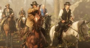 Red Dead Redemption 2: eight years of work from Rockstar Games