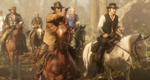 Red Dead Redemption 2: three hours with the year's most