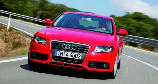 Audi Hit With M Fine For Diesel Violations - Audi parent company