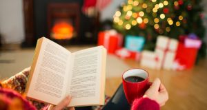 Books make a great Christmas gift. Photograph: iStock