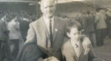 In 1957, I spotted the 16th man in Croke Park