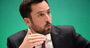 Minister for Housing Eoghan Murphy said the new scheme would be reviewed just eight months on from its introduction. Photograph: Dara Mac Donaill / The Irish Times