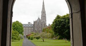 A view of Maynooth University in Co Kildare. File photograph: Eric Luke/The Irish Times