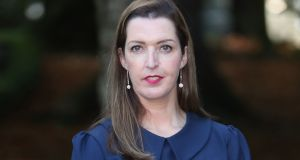 Vicky Phelan has urged Simon Harris to provide assurances on how the adversarial nature of the proposals could be minimised. Photograph:  Niall Carson/ PA Wire