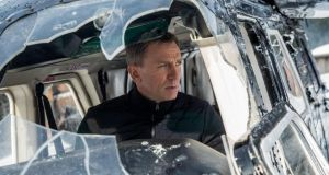 Daniel Craig: James Bond would find a papoose handy in one of his tight spots