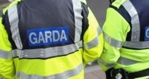 Gardaí from the Ballyfermot/Clondalkin detective and drugs unit seized 23 units of herbal cannabis in the grounds of an apartment block. Photograph: Getty Images