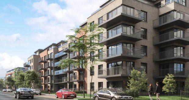 Entire 372-unit apartment scheme in Clongriffin sells for rental