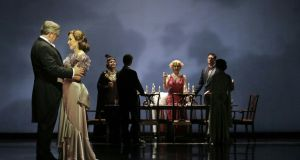 Wexford Festival Opera: 'Dinner at Eight', by William Bolcom, gets it European premiere at this year's event. Photograph: Cory Weaver