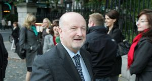 Paddy Duffy, former political adviser to Bertie Ahern, has died.  File photograph: Frank Miller