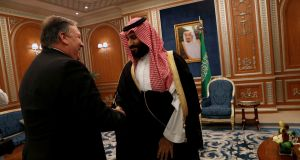 Khashoggi case suspects have ties to Saudi crown prince