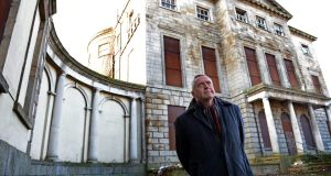 File image from 2015 of Frank McDonald at Aldborough House, Dublin. File photograph: Eric Luke/The Irish Times