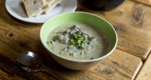 Three winter soups, the ultimate comfort food