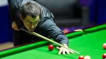 Ronnie O'Sullivan made his 15th career maximum break on Wednesday. Photograph: Getty Images