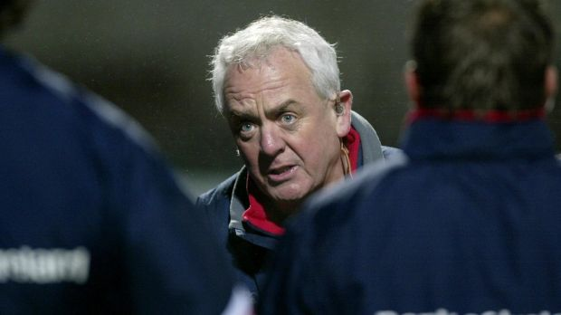 Munster coach Alan Gaffney in 2003. Photograph: Billy Stickland/Inpho
