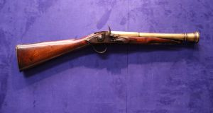 Blunderbuss by Rigby of Dublin: for sale at Hegarty's of Bandon