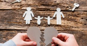 Parents owe it to both their children and themselves to avoid becoming psychological and physical wrecks at a time when everybody has to adjust to the new family circumstances. Photograph: iStock
