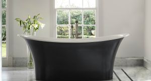 The Toulouse bath by Waterloo Bathrooms, www.waterloo.ie. Price from €5,499