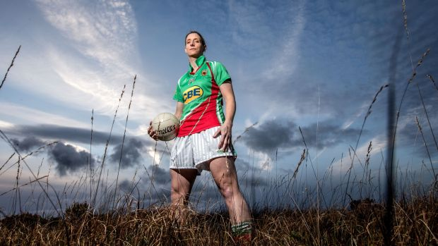 "Cora Staunton: ""We wanted the LGFA and the Mayo County Board to investigate these [issues]. I am not going to speak for girls who have very difficult experiences. Photograph: James Crombie/Inpho"