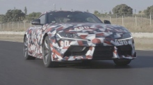 Our Test Drive: the Toyota Supra