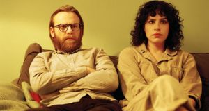Brian Gleeson and Desiree Akhavan: Relationship strictly platonic