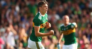 Kerry's David Clifford is set to undergo surgery on a shoulder injury in the coming weeks. Photograph: James Crombie/Inpho