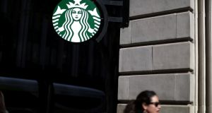 Starbucks also plans to close offices in Amsterdam. Photograph: Reuters/Lucy Nicholson