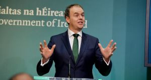 Minister for Education Joe McHugh says he has detected a sense of 'initiative overload' among teachers who feel pressurised into implementing a range of new policies. Photo: Alan Betson / The Irish Times