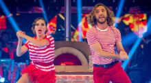 What other unsexy dances might Seann Walsh and Katya Jones do on Strictly?