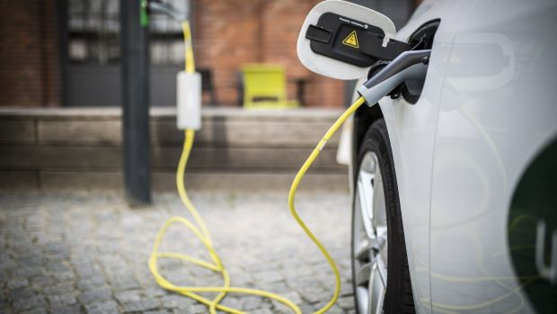 The Government has already stated that it wants to see 100 per cent electric car sales in Ireland. Photograph: Florian Gaertner/Photothek via Getty Images