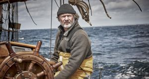 Arved Fuchs: 65-year-old German marine engineer has seen climate change first hand. Photograph: Uwe Rattay