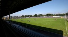 A general view of Innovate Wexford Park where Shelmaliers won the Wexford SFC title. Photo: Bryan Keane/Inpho